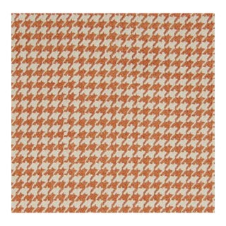 Marmalade Houndstooth by Greenhouse Fabrics