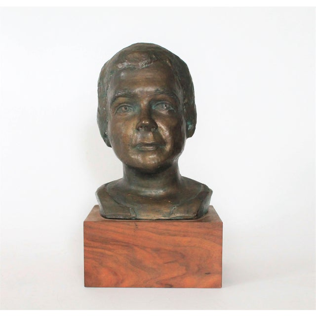 Plaster Bust For Sale - Image 9 of 9