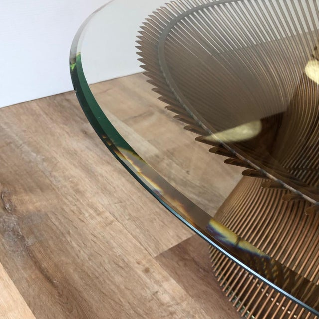1960s Warren Platner for Knoll Coffee Table For Sale In Seattle - Image 6 of 11