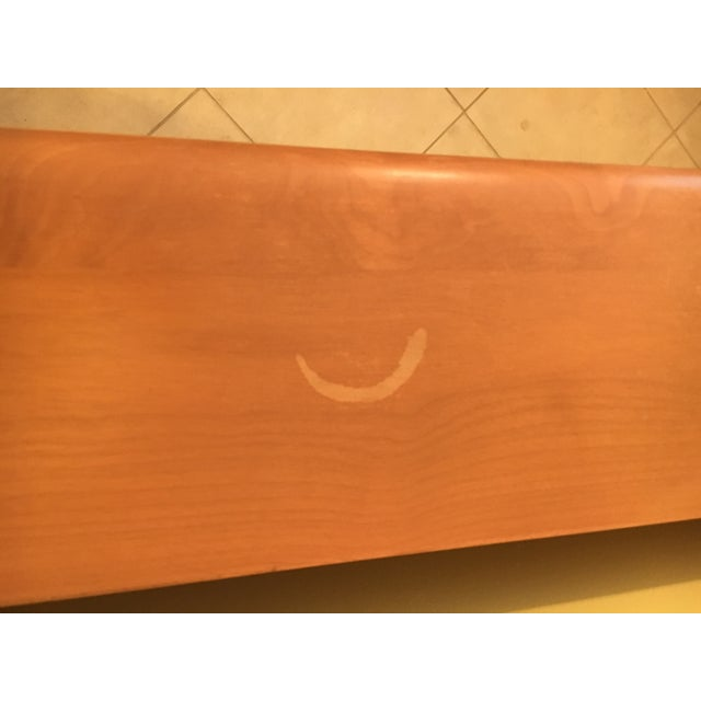 Heywood Wakefield Double Headboard - Image 4 of 5