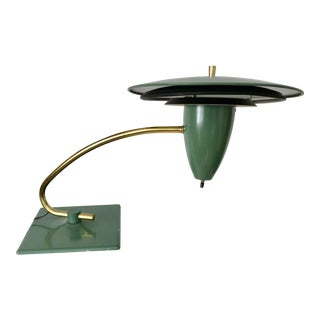 "M. G. Wheeler Mid-Century Space Age ""Sight Light"" Desk Lamp For Sale"