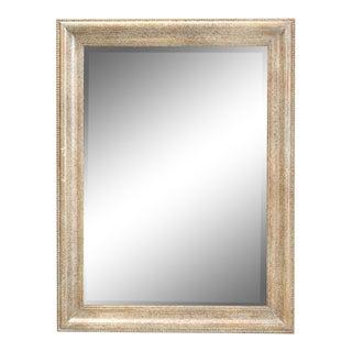 Sarreid Ltd. Spatula Beige Finish Caprice Mirror