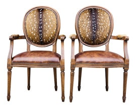 Image of Americana Bergere Chairs