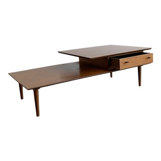 Mid Century Coffee Table by Furniture Guild For Sale