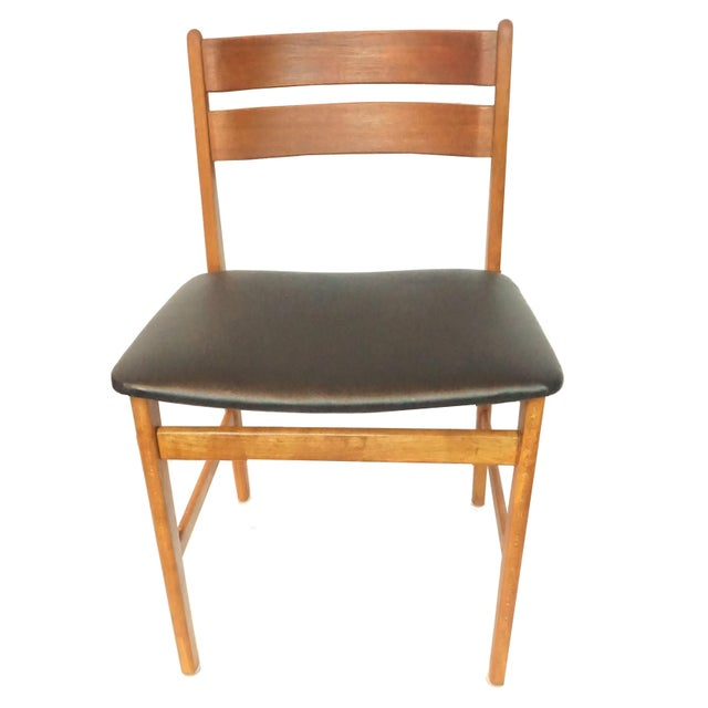 Annette Danish Teak Dining Chairs - Set of 6 - Image 3 of 10