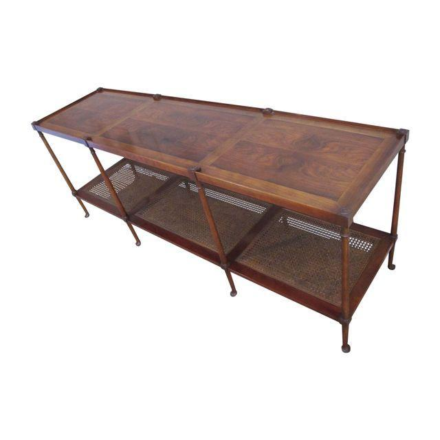 Baker Console Table, Vintage 1960s - Image 1 of 8