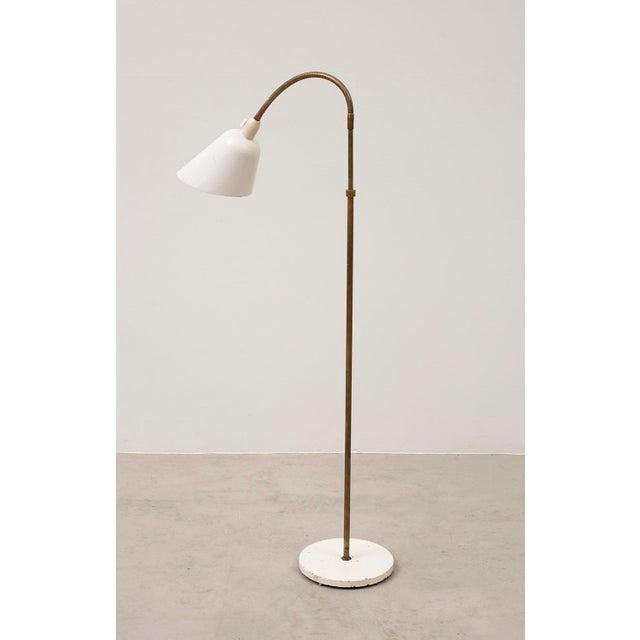 Mid-Century Modern Arne Jacobsen Floor Lamp, Denmark, 1929 For Sale - Image 3 of 10