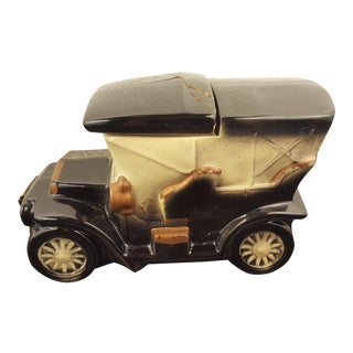 McCoy Classic Car Cookie Jar For Sale