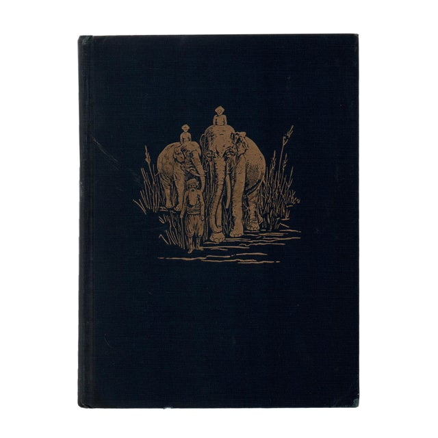 "Late 19th Century 1895 ""The Two Jungle Books"" Collectible Book For Sale - Image 5 of 5"