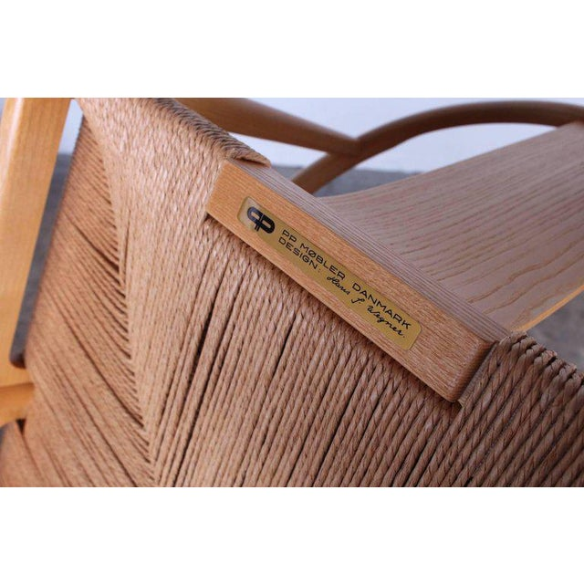 Six Chinese Chairs by Hans Wegner for PP Mobler For Sale - Image 9 of 11