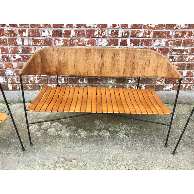 Mid-Century Modern Arthur Umanoff for Shaver, Howard & Raymor Seating Set- 4 Pieces For Sale In New Orleans - Image 6 of 13