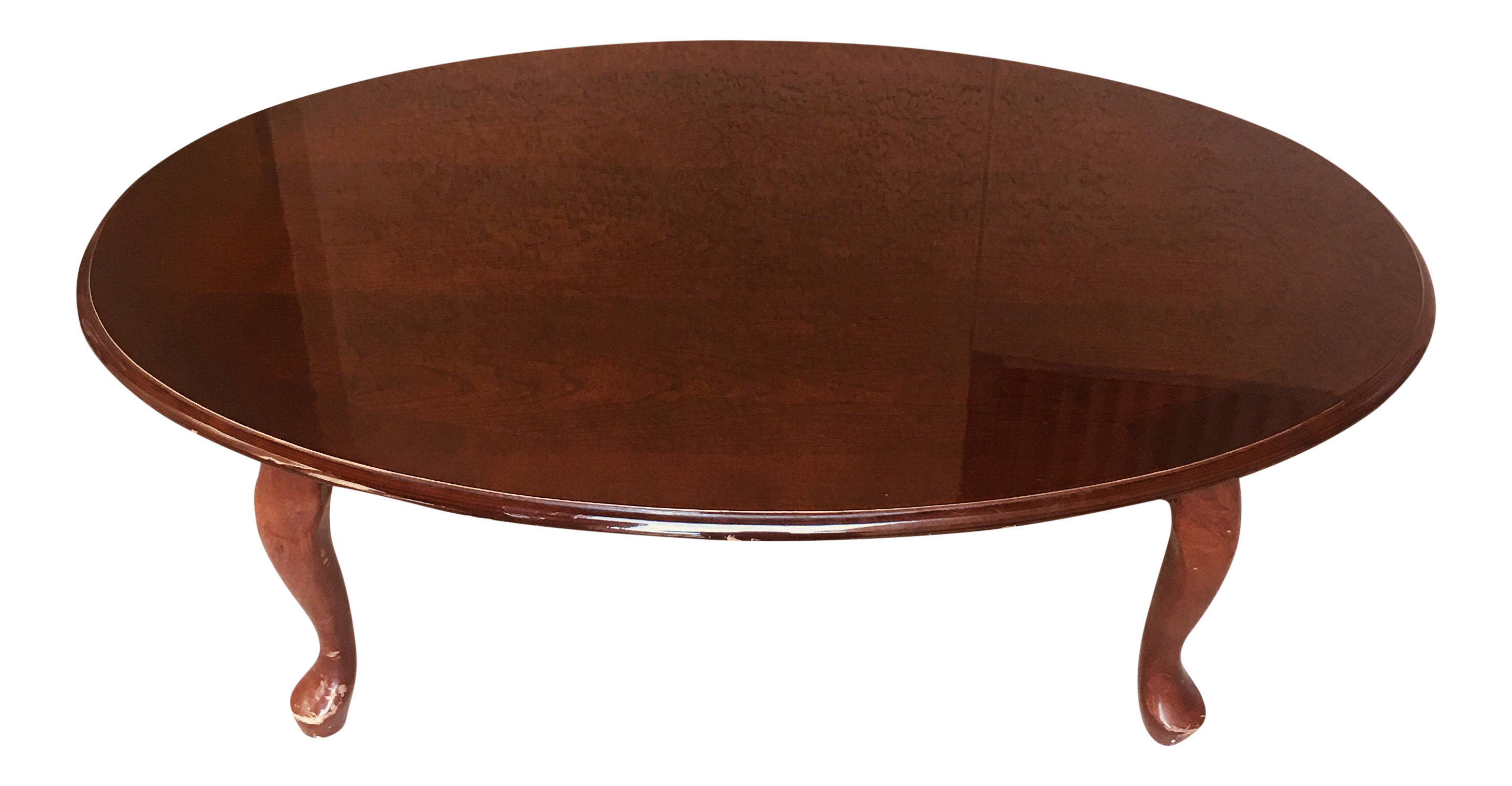Good Queen Anne Cherry Coffee Table