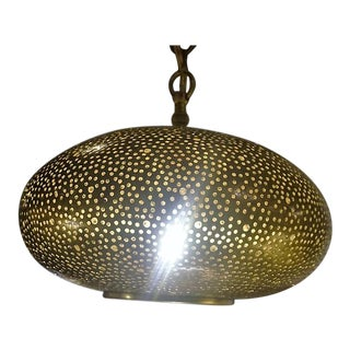 Small Moroccan Pendant Lighting For Sale