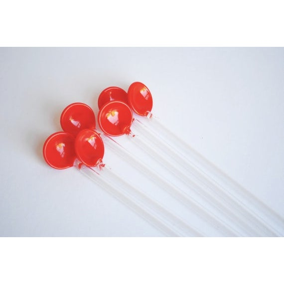 Vintage Cocktail Stirrers, Set of 6 - Image 3 of 6