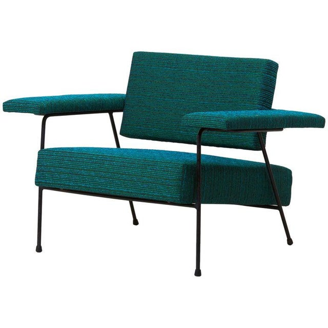Newly Upholstered Lounge Chair by Adrian Pearsall for Craft Associates, Us For Sale - Image 9 of 9