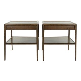 Pair of t.h. Robsjohn-Gibbings for Widdicomb End Tables, 1952 For Sale