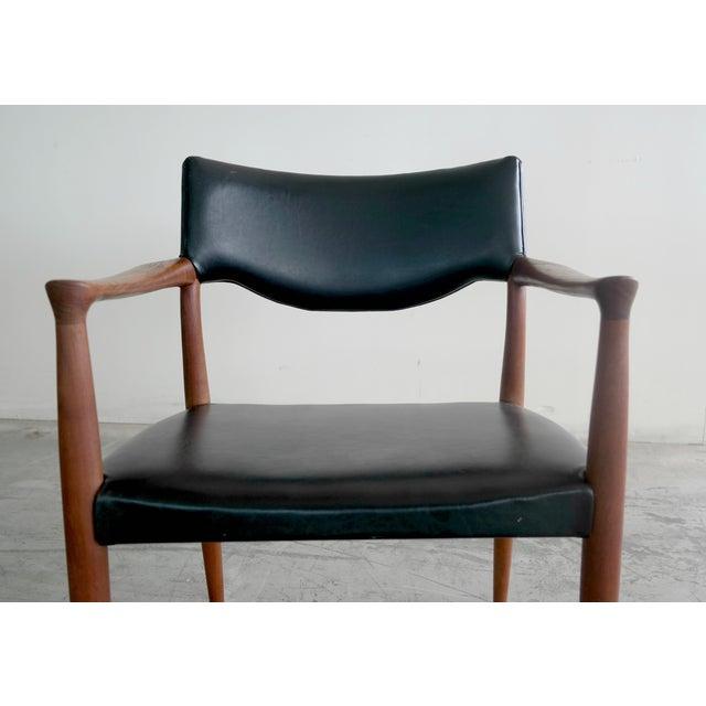 Bender Madsen Mid-Century Teak Chairs - A Pair - Image 5 of 8