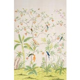"Image of Casa Cosima Palisades Wallpaper Mural - 2 Panels 72"" W X 108"" H For Sale"