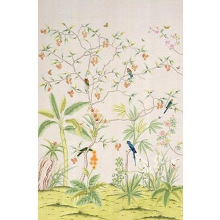 "Casa Cosima Palisades Wallpaper Mural - 2 Panels 72"" W X 108"" H For Sale"