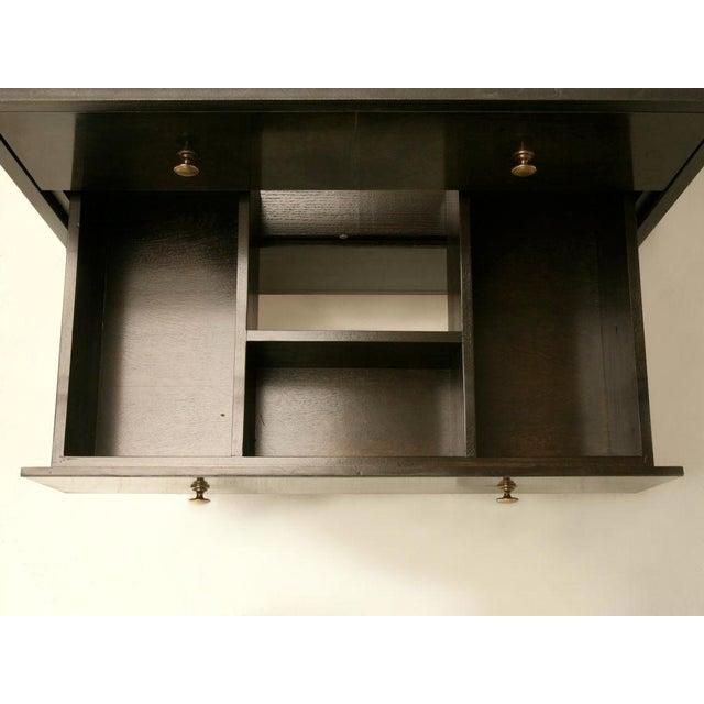 Metal Industrial Steel Vanity Base or Commode For Sale - Image 7 of 9