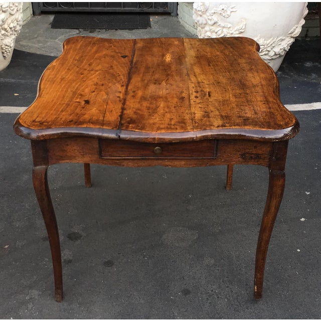 Antique 18th Century French Country Table - Image 4 of 7
