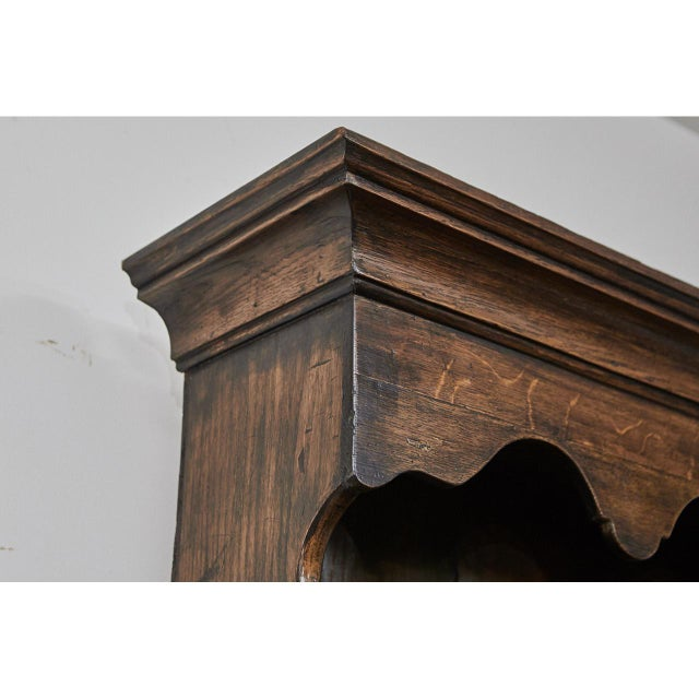 English Traditional George III Dresser For Sale - Image 3 of 10