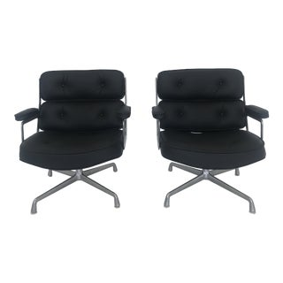 One Available- 1960s Vintage Ray and Charles Eames Time Life Lobby Chairs- a Pair For Sale