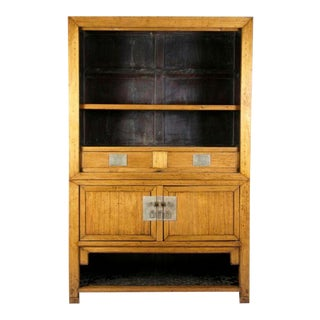1920's Antique Chinese Cabinet For Sale