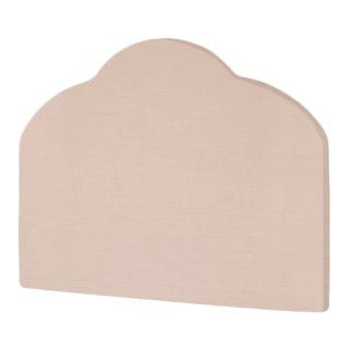 The Crown Headboard - King - Kate - Como, Blush For Sale