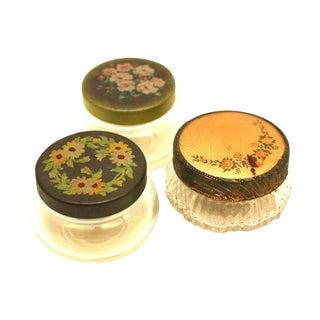 19th Century Antique Apothecary Jars - Set of 3