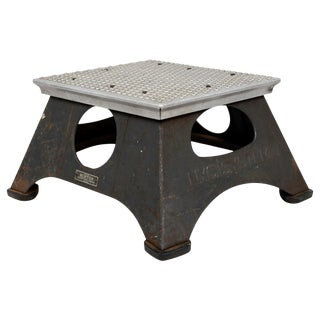 New York Central Train Step Stool For Sale