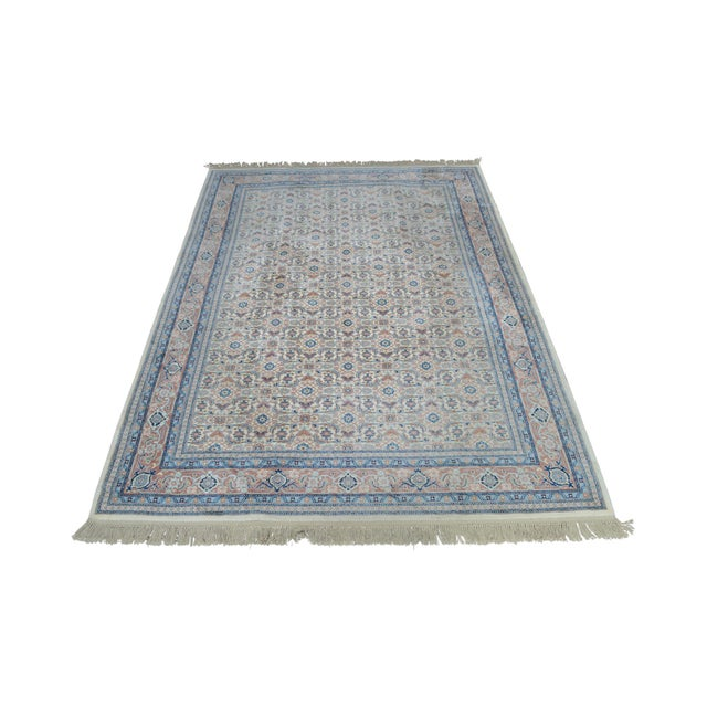 "Karastan #789 Herati 8'8"" x 12' Room Size Rug For Sale - Image 13 of 13"