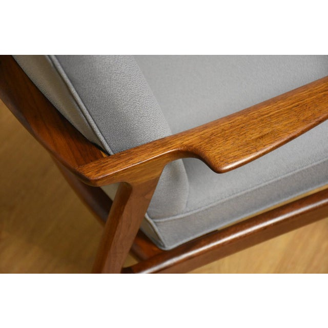 Mid-Century Modern Stow Davis Lounge Chair For Sale - Image 9 of 11