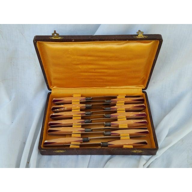 Art Deco French Knife - Set 12 - Image 2 of 6