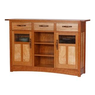 Lohr Woodworking Studio Craftsman Sideboard For Sale