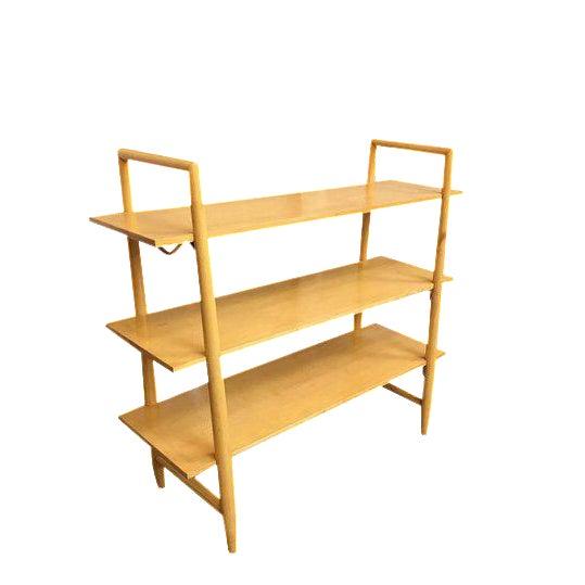 Swedish Midcentury Bookshelf by Edmond Spence For Sale