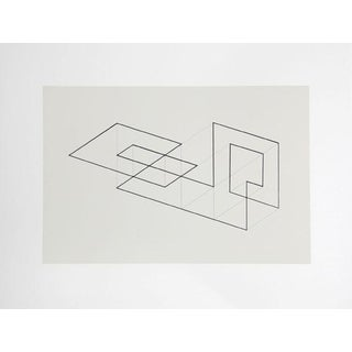 "Josef Albers ""Portfolio 1, Folder 13, Image 1"" Print"