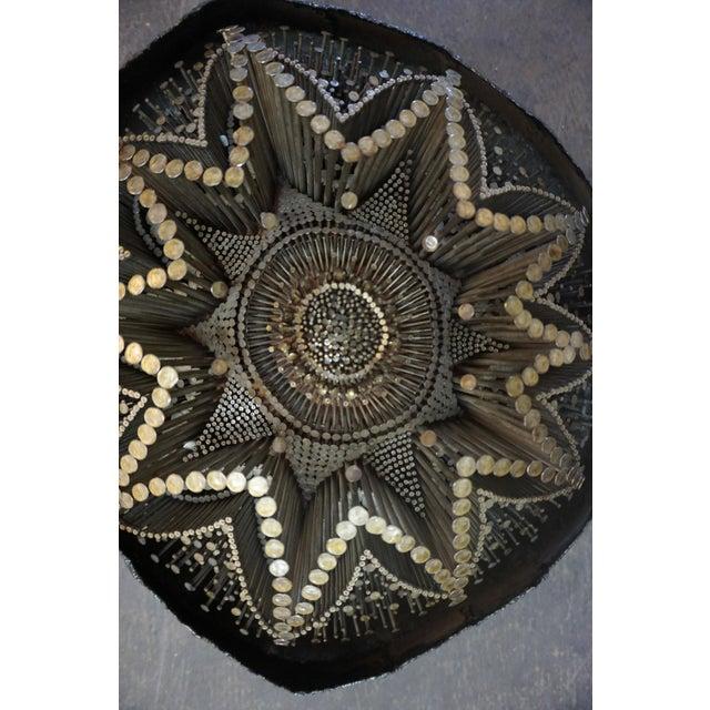 Robert Seyle Brutalist Nail Sculpture by Robert Seyle For Sale - Image 4 of 7