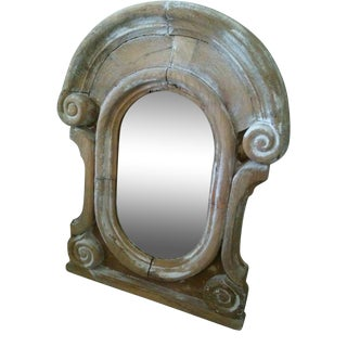Vintage French Mirror For Sale