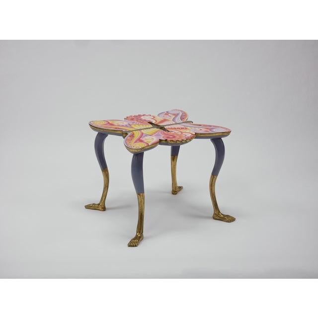 Pedro Friedeberg Butterfly Table For Sale - Image 9 of 11