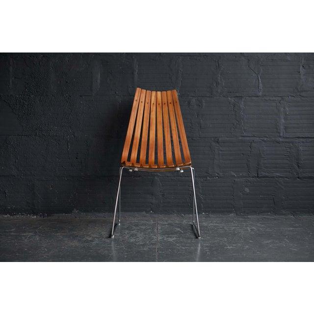 Hans Brattrud Scandia Chairs - Pair - Image 3 of 9