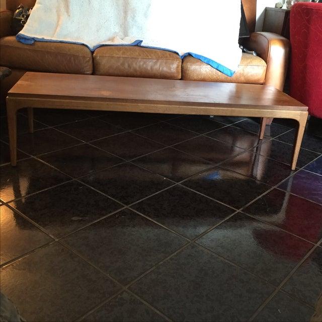 Lane Furniture Rectangular Coffee Table - Image 6 of 8