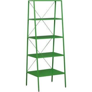 Hancock Clover Green Bookcase - Set of 3