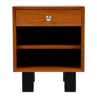 George Nelson Herman Miller Bcs Nightstand For Sale