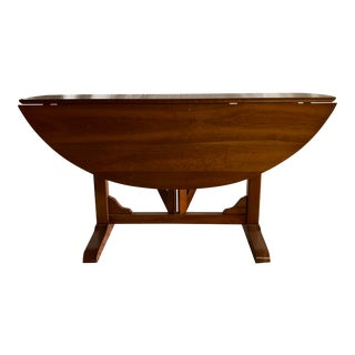 Wright Company Drop Leaf Dining Room For Sale