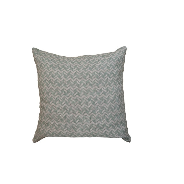 Transitional Custom Fermoie Chiltern Pillow For Sale - Image 3 of 7