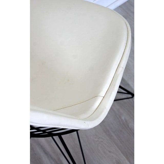 Mid Century Modern Eames Herman Miller Eiffel Tower Dkr Side Chairs 60s - Set of 6 For Sale - Image 9 of 11