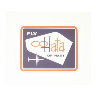 1950's Fly Cohata Limited Edition Print