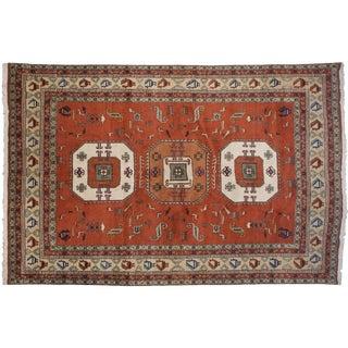 "Vintage Meshkin Carpet - 10'4"" X 14'11"" For Sale"