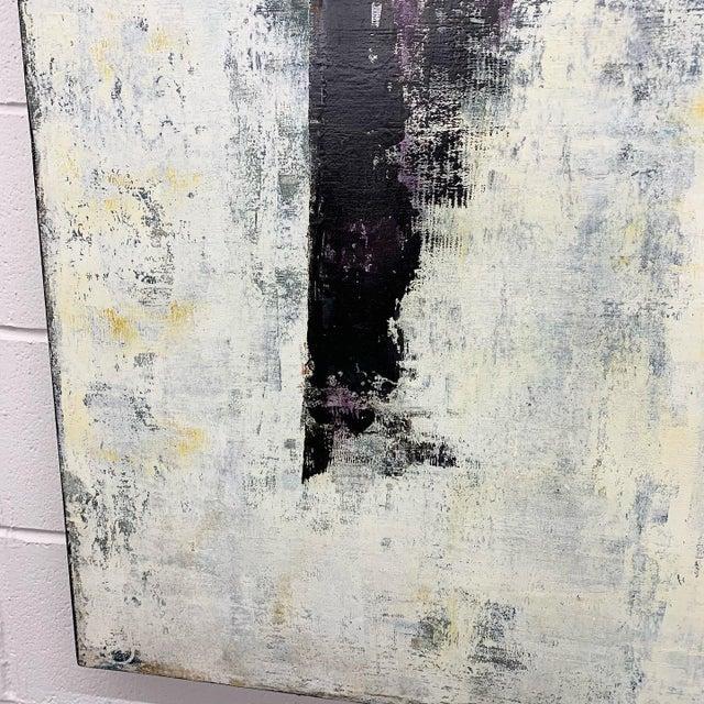 "Paint Original Oil Painting Titled, ""Winter Prolepsis,"" by Marceau Verdiere For Sale - Image 7 of 10"